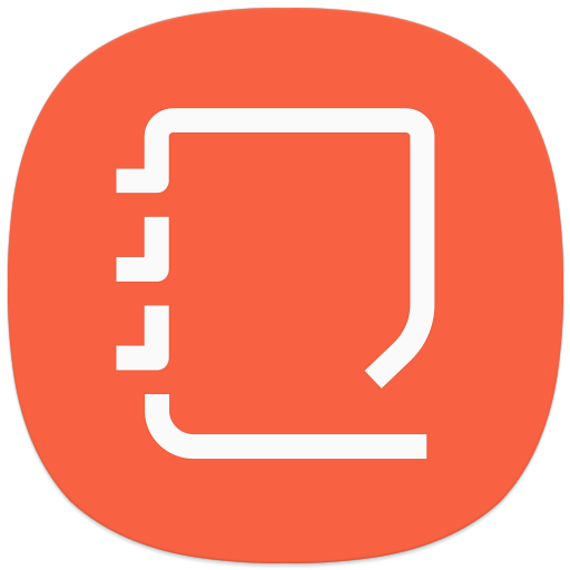 Samsung Notes Icon