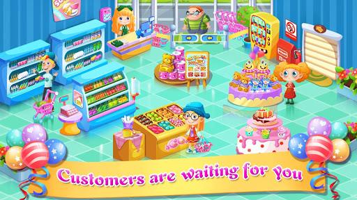 スーパーマーケットマネージャー