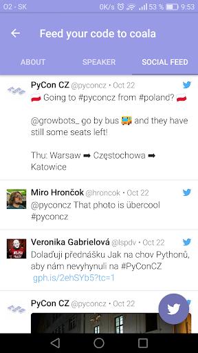 玩免費遊戲APP|下載CZ PyCon 2016 app不用錢|硬是要APP