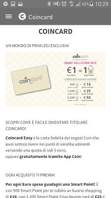 Coin - screenshot