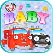 Tải Game Heroes of the City Baby App