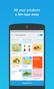 iZettle: Free point of sale- screenshot thumbnail