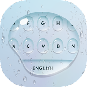Water Screen Keyboard