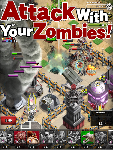Zombie RTS game : UNDEAD FACTORY 1.3.23 screenshots 9