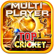 Top Cricket MultiPlayer APK icon