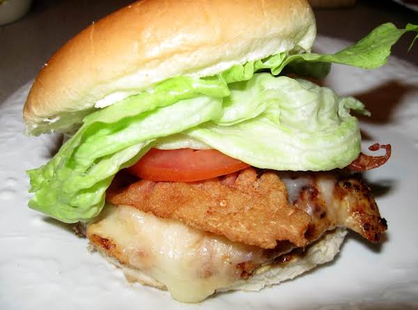Cajun Chicken Blt, Millie's Recipe