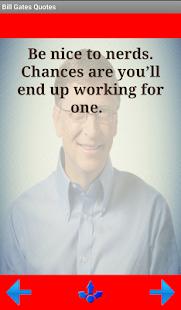 Bill Gates अनमोल विचार screenshot