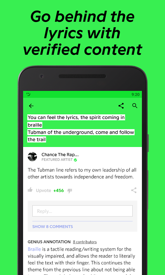 Genius — Song Lyrics & More- screenshot