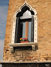 Photo: Ein Fenster in Murano