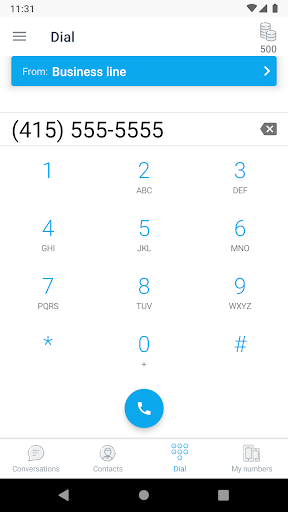 Ring4 - Business Phone Number & Video Conference 1.3.3 screenshots 6