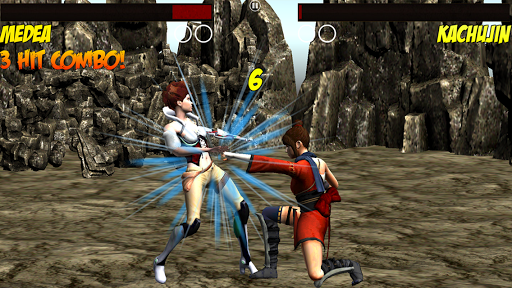 Girl Fight: The Fighting Games