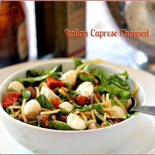 Italian Caprese Chopped