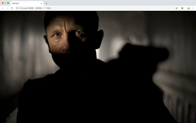 Daniel Craig New Tab & Wallpapers Collection