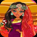 العاب تلبيس و مكياج هندية بنات icon