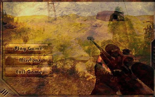 國防部狙擊手3D