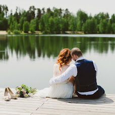 Wedding photographer Irina Lysikova (Irinakuz9). Photo of 13.06.2017