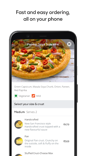 Pizza Hut India – Pizza Delivery – Order Food 8.0.72 screenshots 3