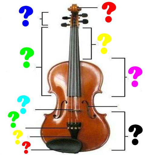 Violin Elements Puzzle