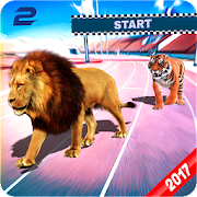 سباقات الحيوانات البرية 2