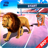 Wild Animals Racing 2