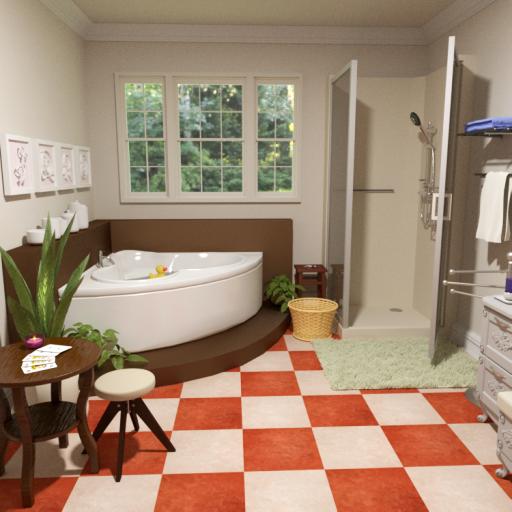 Escape Dream Bathroom