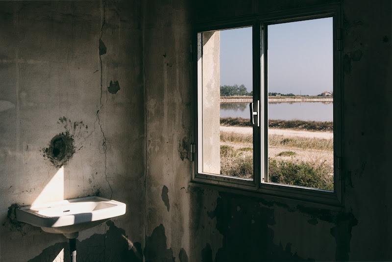 Laboratorio Saline di Miki Sarace