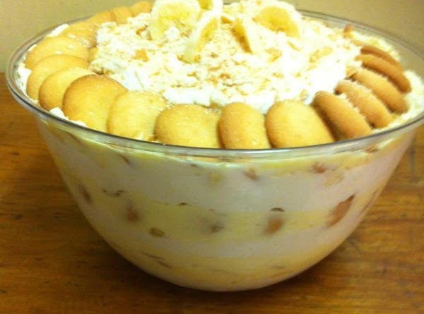 The Real ( Old Timey ) Banana Pudding Recipe