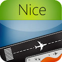 Nice Airport + Flight Tracker icon