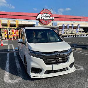 ステップワゴン RP3 SPADA Cool Spirit Honda SENSING 2019年式のカスタム事例画像 ジョージさんの2020年10月16日15:07の投稿