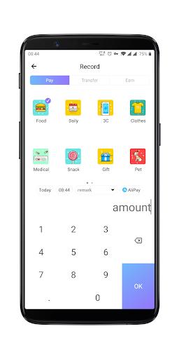 NaWallet - Pure accounting software screenshot 2