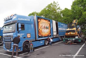 Photo: Die ganze Familie hilft!!! (Y)  Geiselwind Pfingsten 2013 ---> www.truck-pics.eu