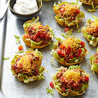 Make-Ahead Taco Salad Cups