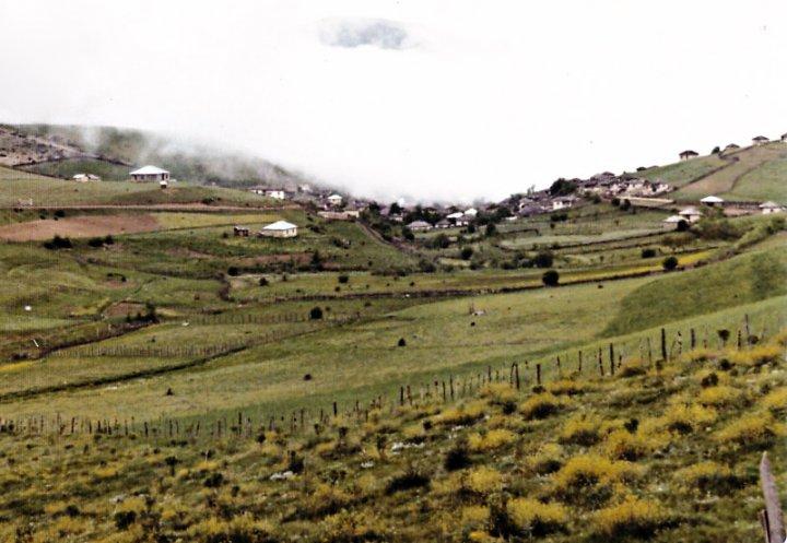 Una vallata nel Mazandaran - Iran di stefanix