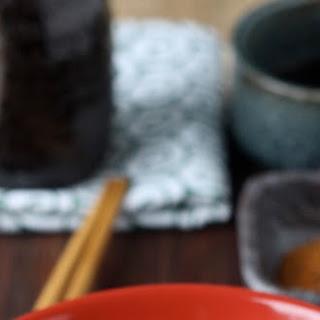 Tuna Sashimi Rice Bowl (Tekkadon)