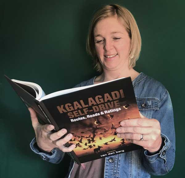 Kgalagadi Book