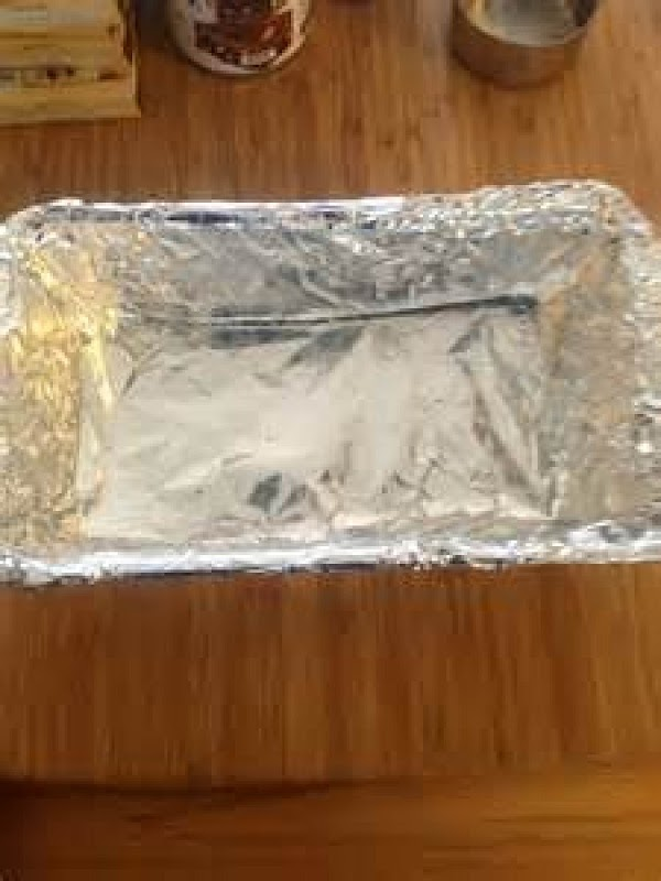 Line a loaf pan with foil and butter well;set aside.In a heavy bottomed saucepan,...