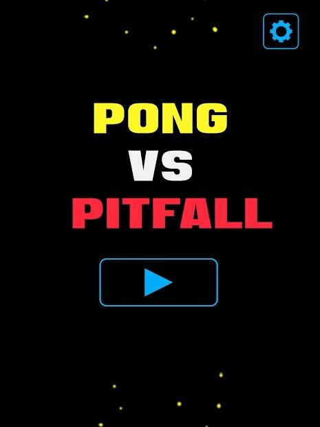 Pong Vs Pitfall