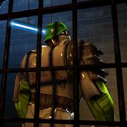 Survival Prison Escape: Fort Robot Way Out Night