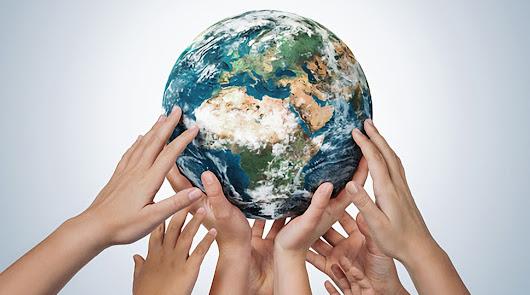 La tierra solloza, por nuestro hacer denigrante