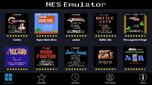 Free NES Emulator 0.1 screenshots 1