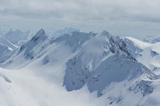 Photo: The impressive Mt. Beattie.
