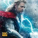 Thor 3D Wallpaper 4K icon