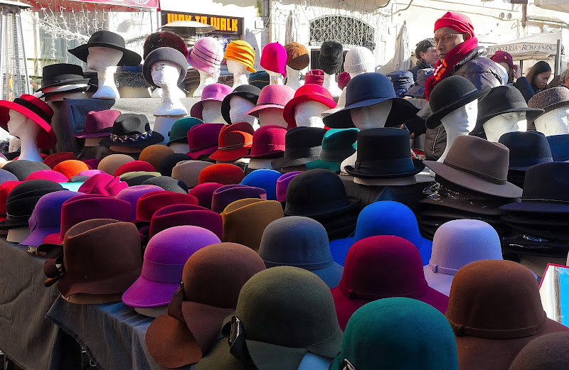 HATS. di matteo_maurizio_mauro
