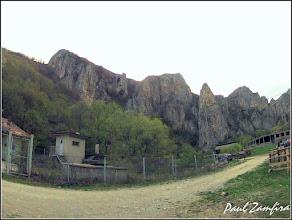Photo: Cheile Turului - zona de defileu din aval - (2012.04.20)