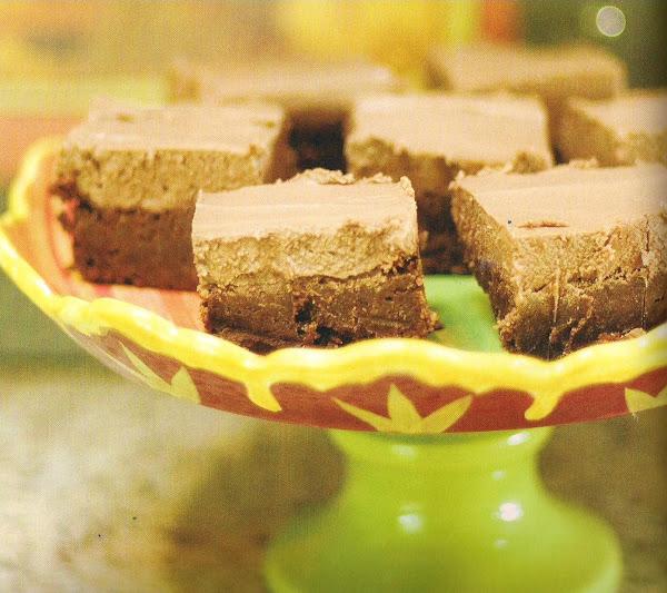 Mocha Brownies Recipe