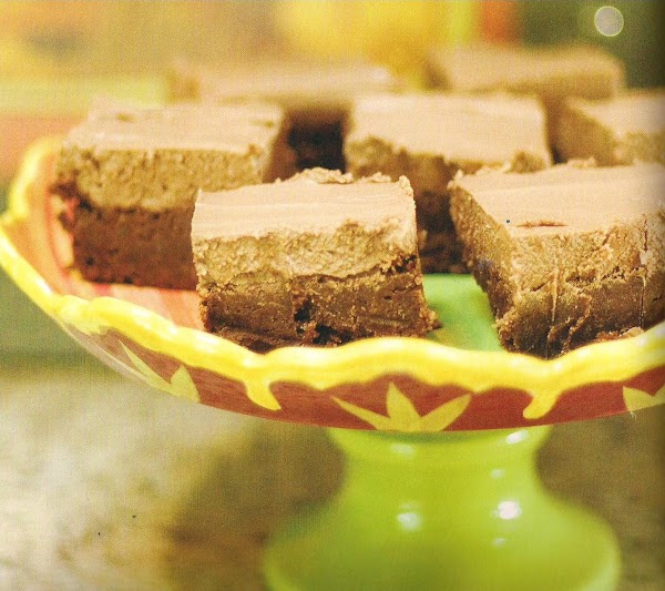 Mocha Brownies Recipe