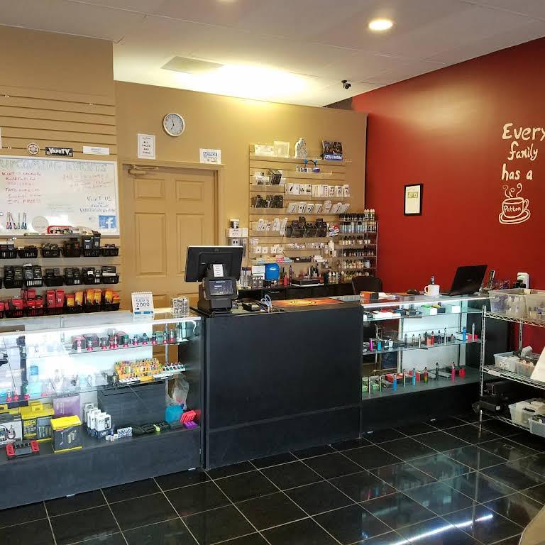 Podz Cloudz and Coffee - Vaporizer Store in Westland