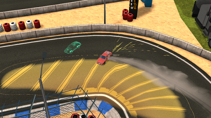 Top Gear: Drift Legends- screenshot