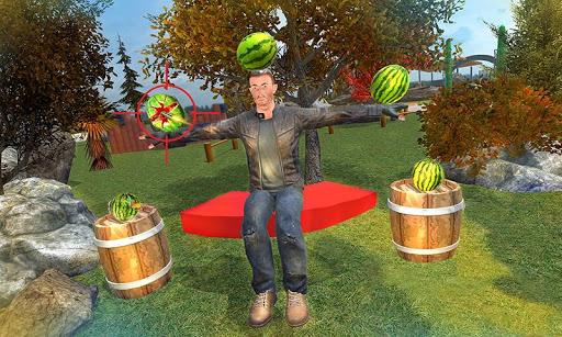 Expert Watermelon Target Shooting Challenge  captures d'écran 1