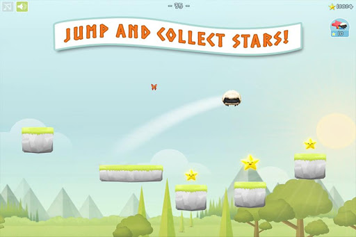 Lambi - Sheep distance jump